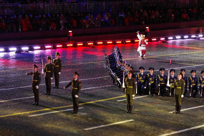 Образцово-показательный оркестр Вооруженных сил Республики Беларусь и Рота Почетного Караула