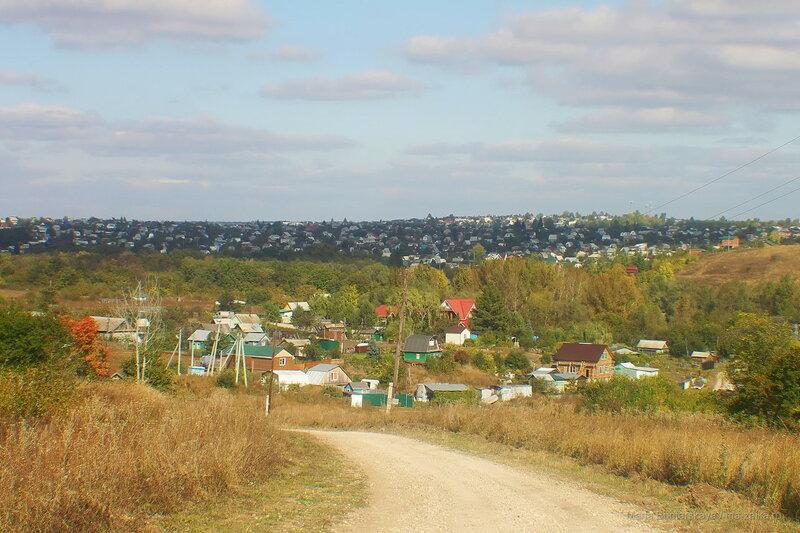 Самарская Лука, 24 сентября 2017 года