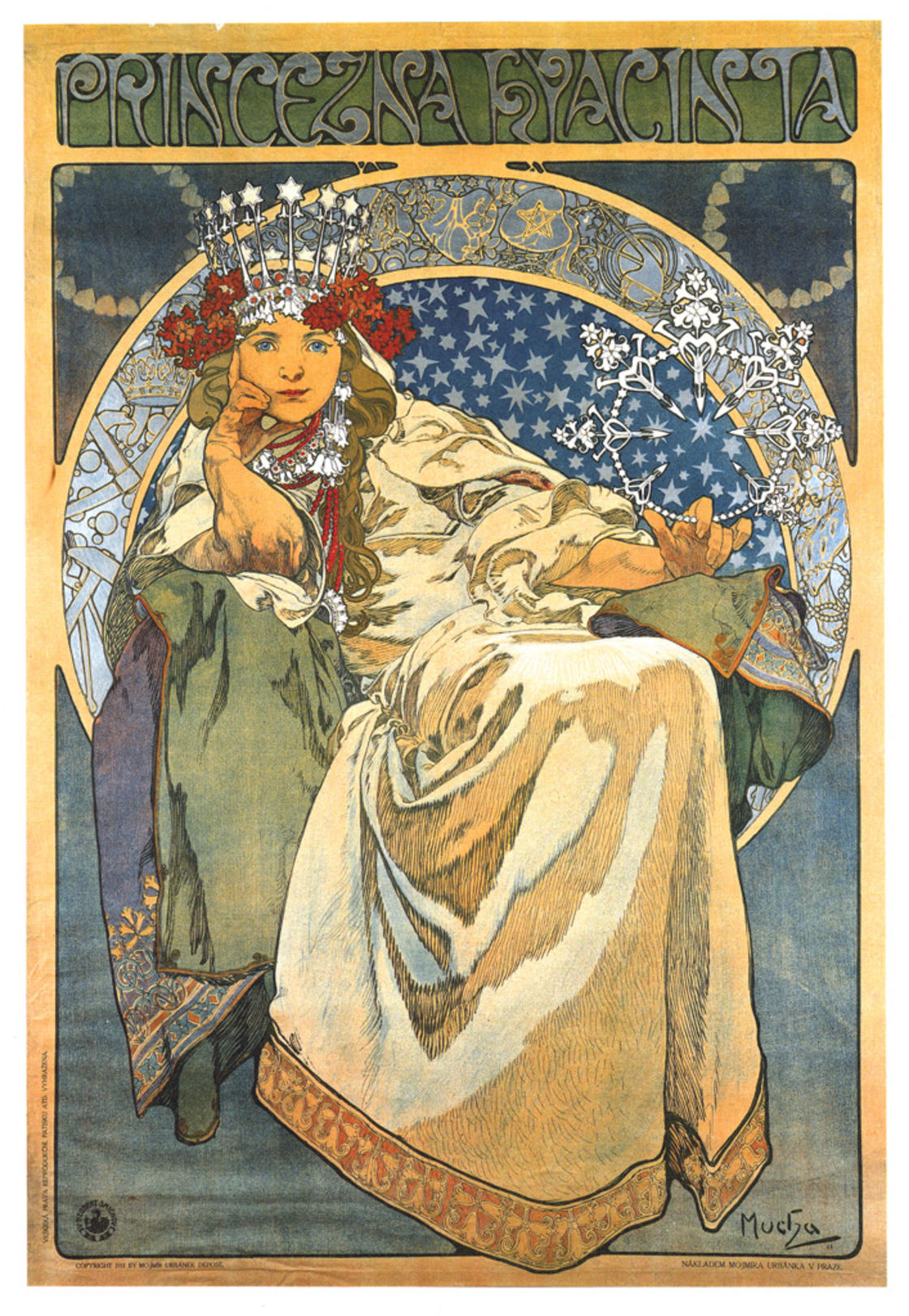 Alphonse Mucha - 1911