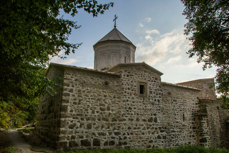 Церковь Сурб-Ншан в Сурб-Хаче