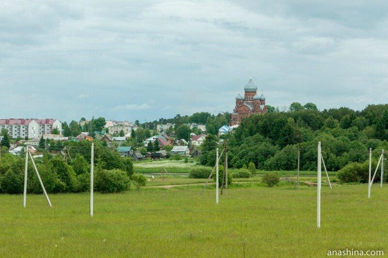 Даниловский Казанский женский монастырь на Горушке