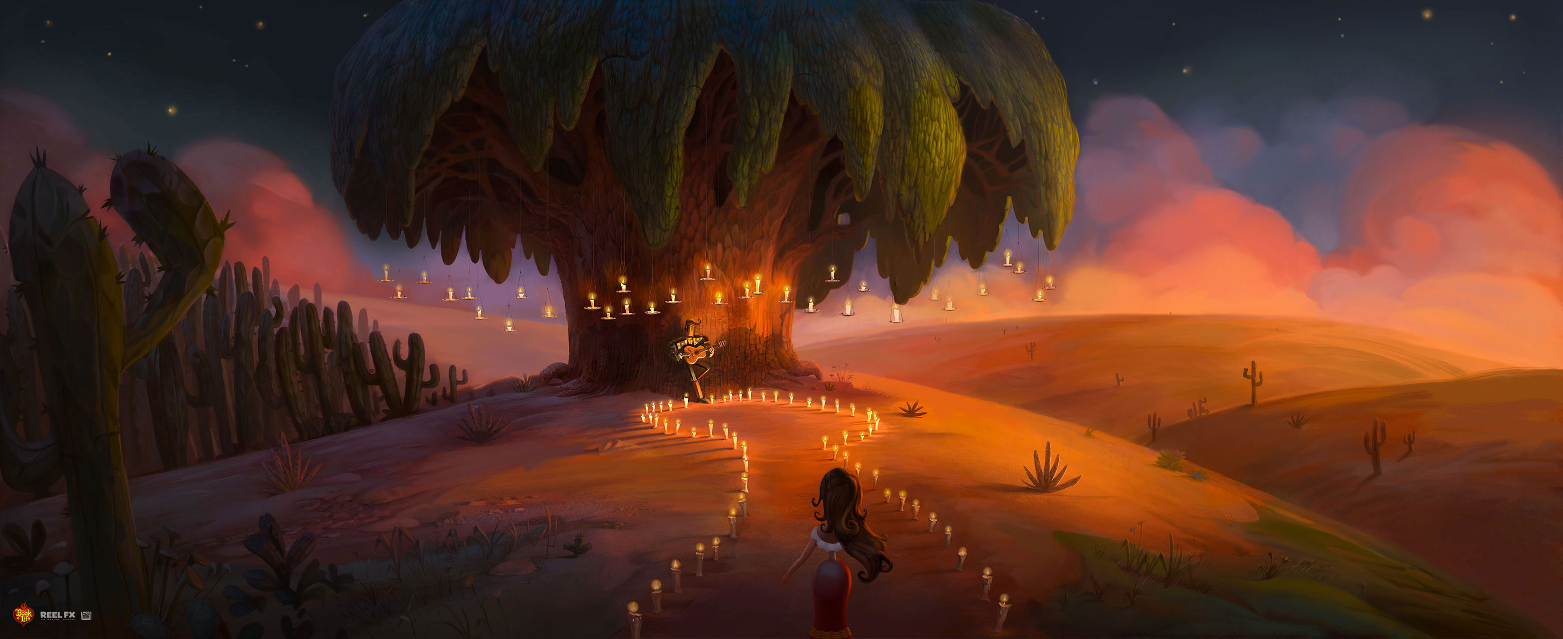 The Book of Life Concept Art (8 pics)