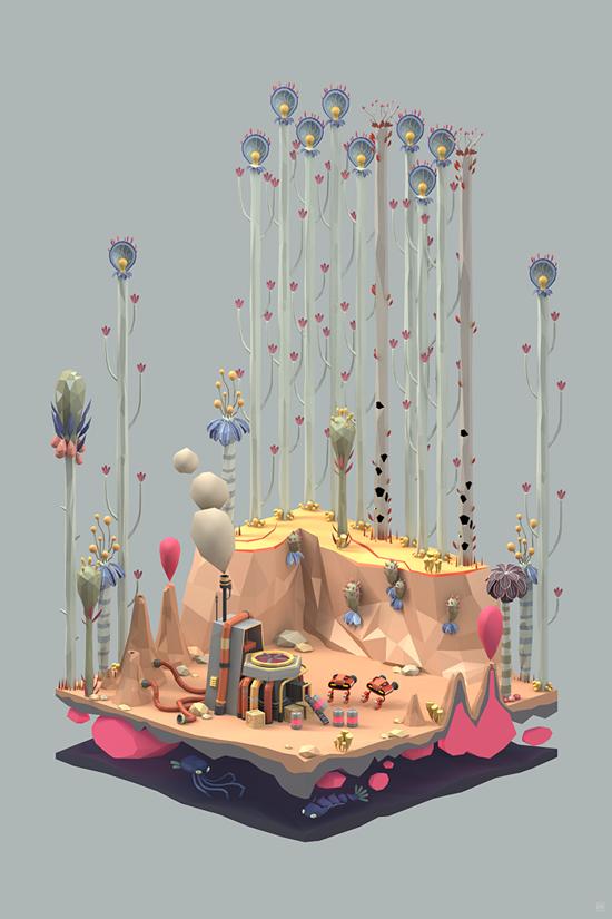 Illustrator - Erwin Kho aka Zerbamine