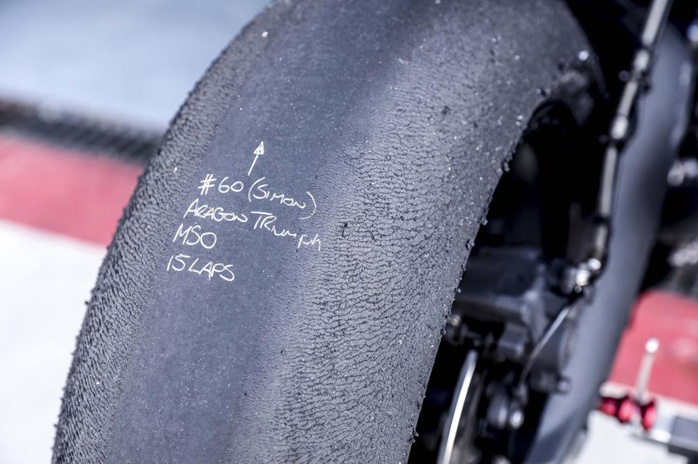 Компания Triumph тестирует мотор Moto2 на базе прототипа Daytona 765» (трейлер)