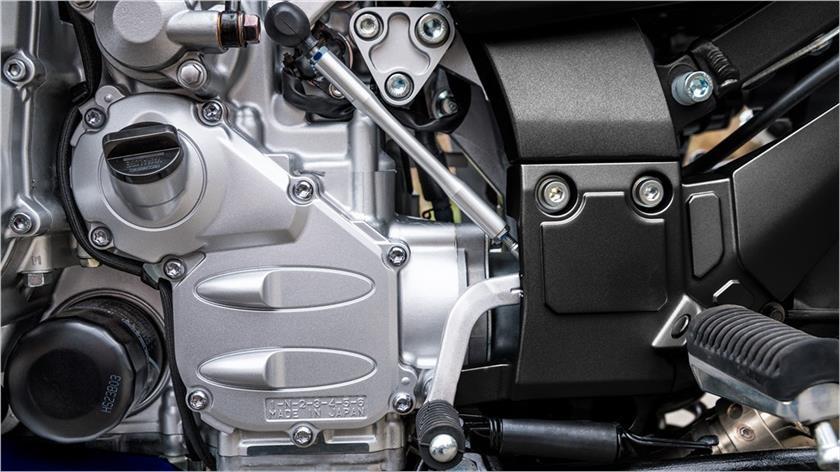 Новая расцветка Yamaha FJR1300ES 2018