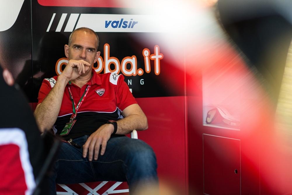 Эрнесто Маринелли покинет Ducati в конце 2017 года