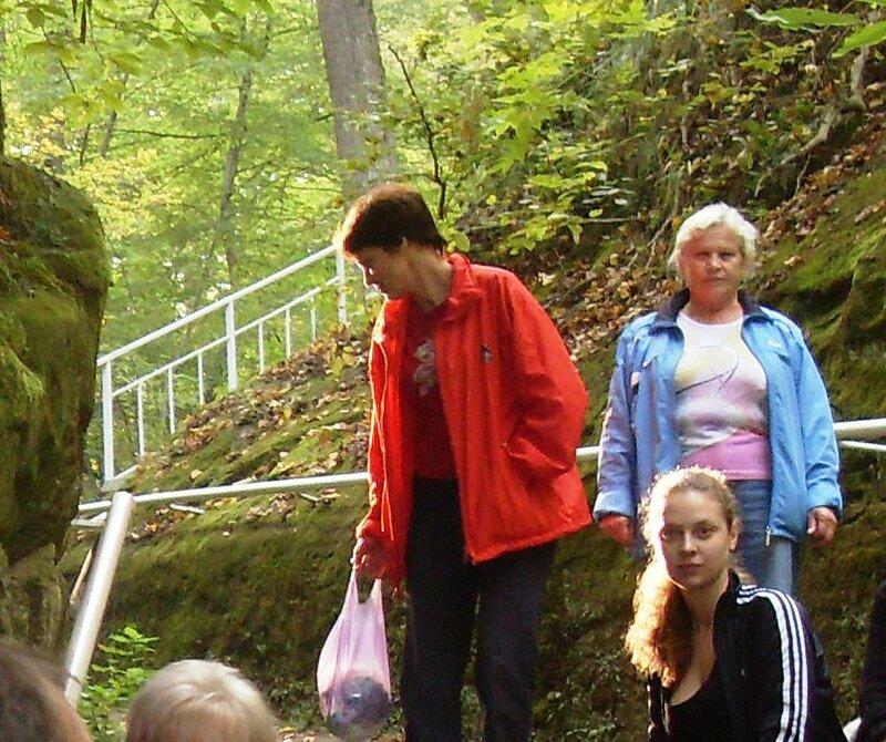 Нина Левада, октябрь 2009, Горячий Ключ и его окрестности, поездка на КСП (1).JPG