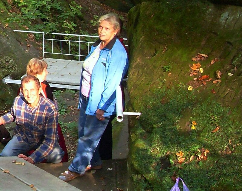 Нина Левада, октябрь 2009, Горячий Ключ и его окрестности, поездка на КСП (6).JPG