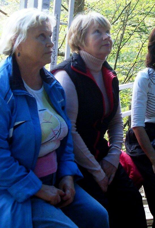Нина Левада, октябрь 2009, Горячий Ключ и его окрестности, поездка на КСП (11).JPG