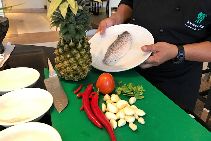 Culinary School at Banyan Tree