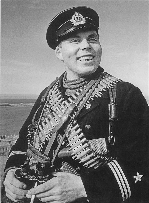 Североморец. 1942г.