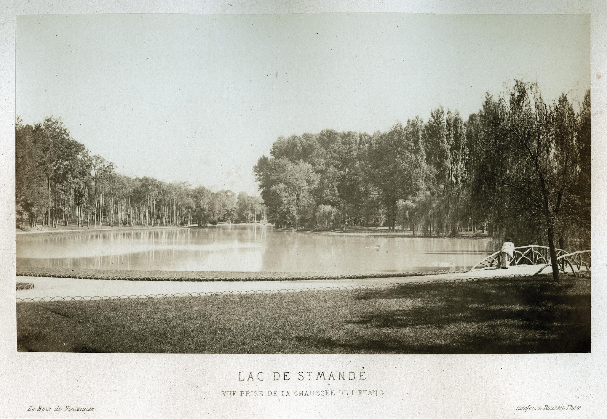Озеро Сен-Мандэ