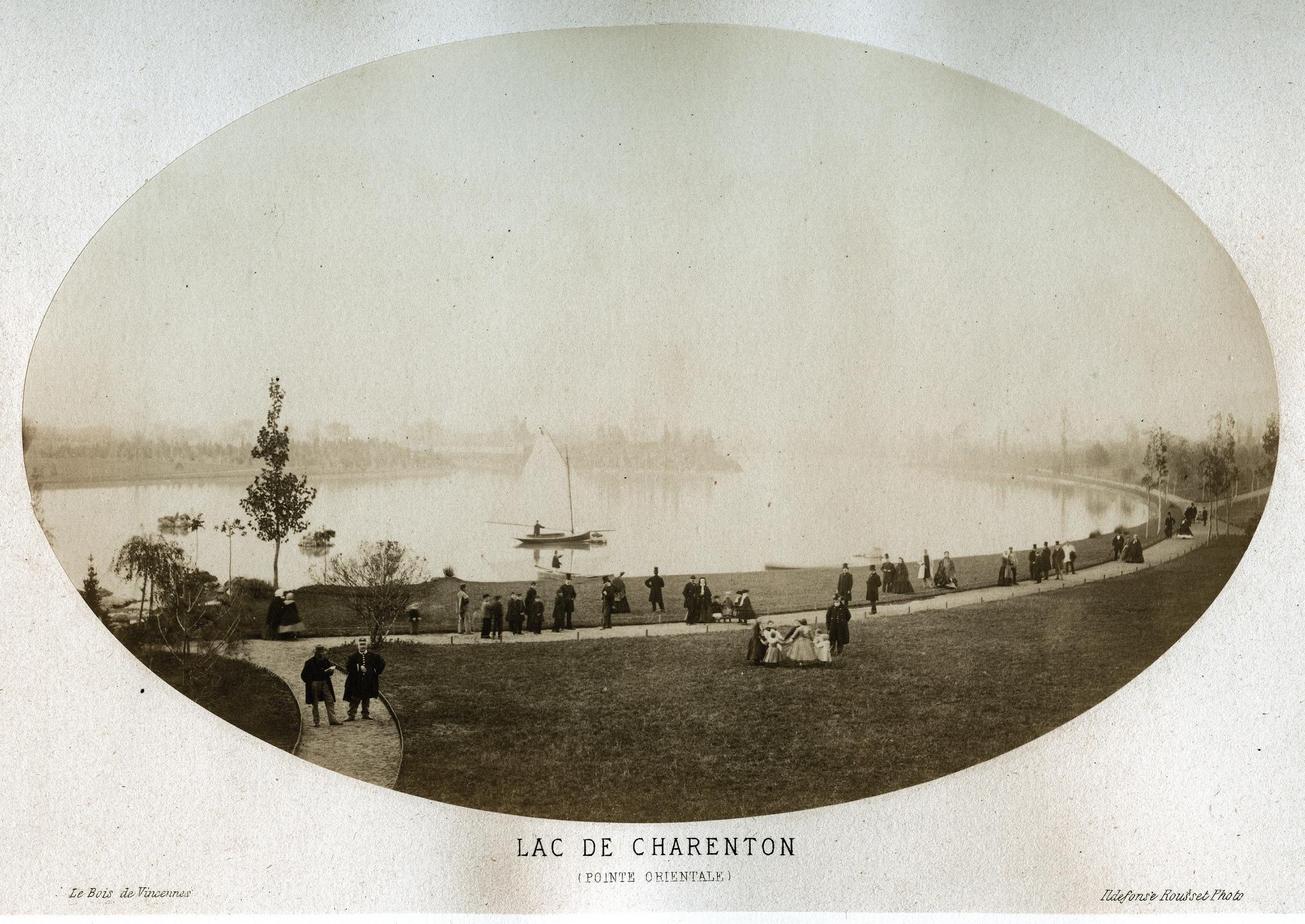 Озеро Шарантон