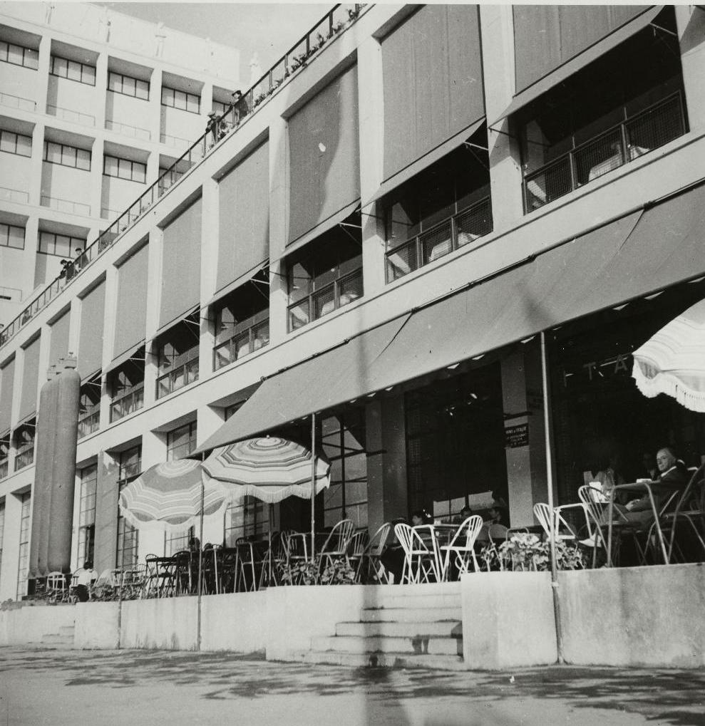 Павильон Италии. Ресторан