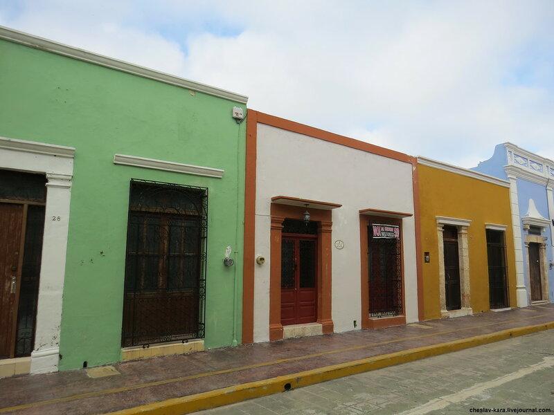Мексика, Кампече _340.JPG