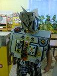 "Черемушкин Саша (рук. Иноземцева Светлана Геннадьевна) - Костюм ""Робот """