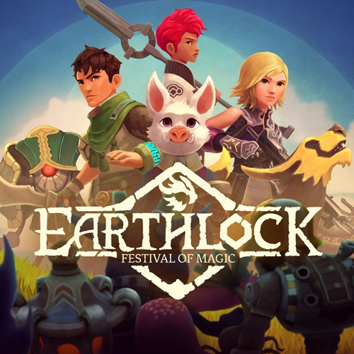 EARTHLOCK (2018/ENG/JAP)