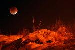 Лунное затмение 31.01.2018 г.