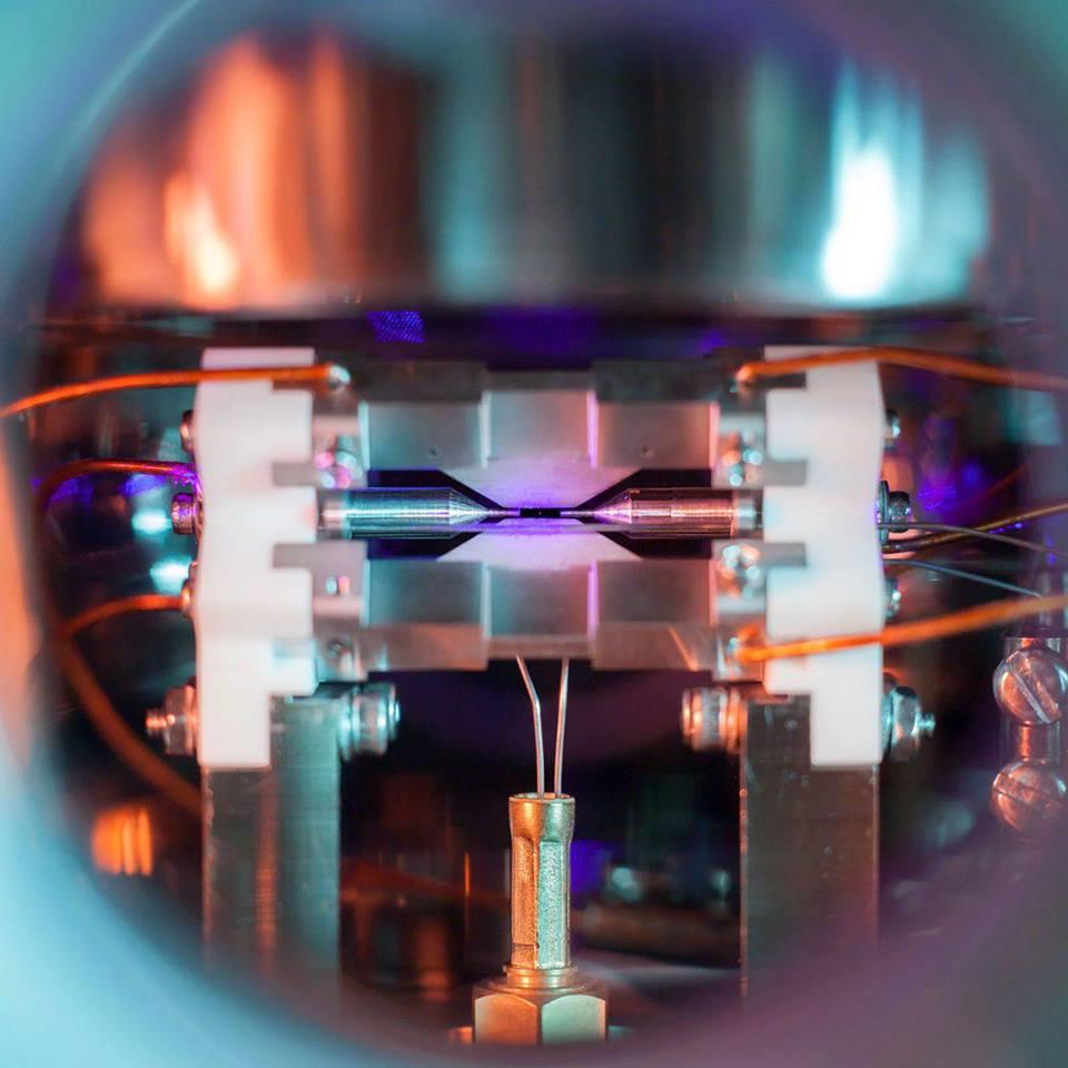 Можно ли увидеть атом без микроскопа?