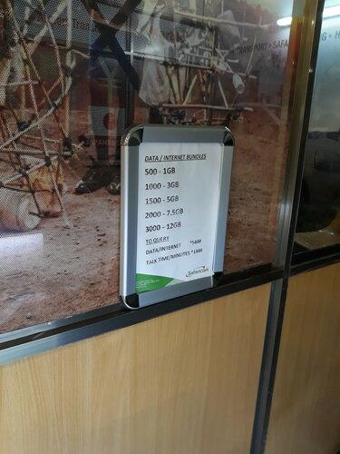 Мобильный интернет в Кении (Safaricom) и Танзании - Занзибаре (Zantel)