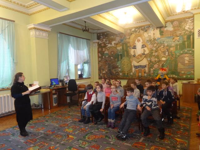 масленица, донецкая республиканская библиотека для детей, отдел обслуживания дошкольников и учащихся 1-4 классов, занятия с детьми