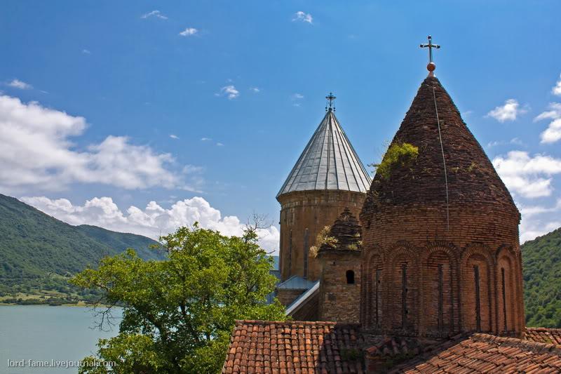 Грузия-Армения 2011. День Второй. Мцхета и крепость Ананури.