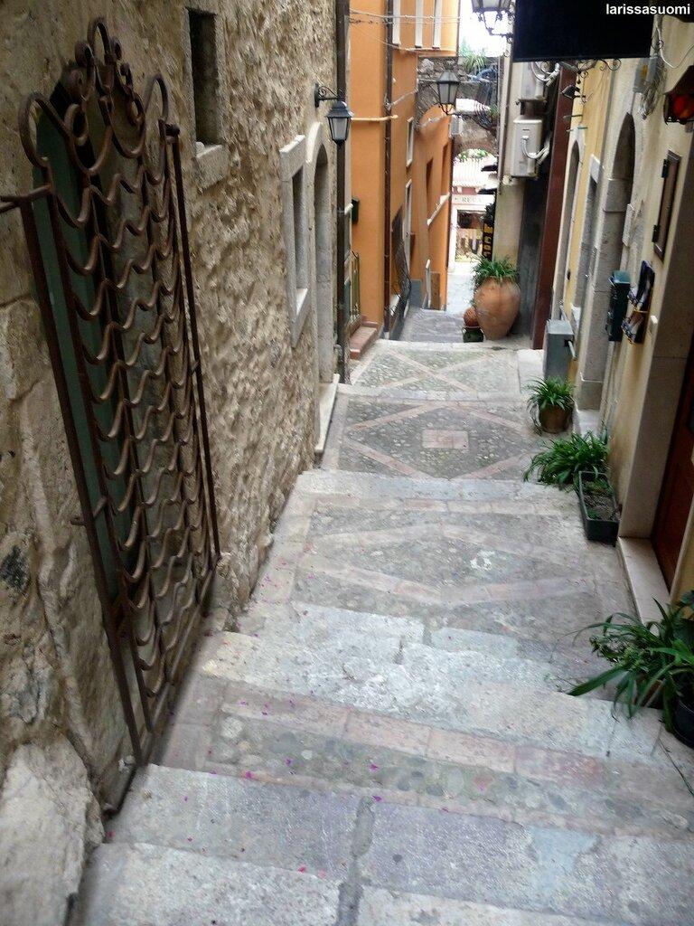 Улицы Таормины