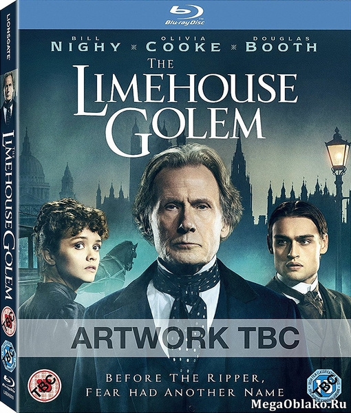 Голем / The Limehouse Golem (2016/BDRip/HDRip)