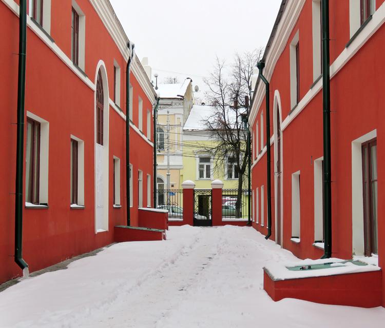 Калуга. Часть 3: дома и улицы
