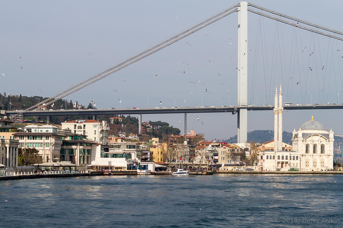 Босфорский мост фото 9