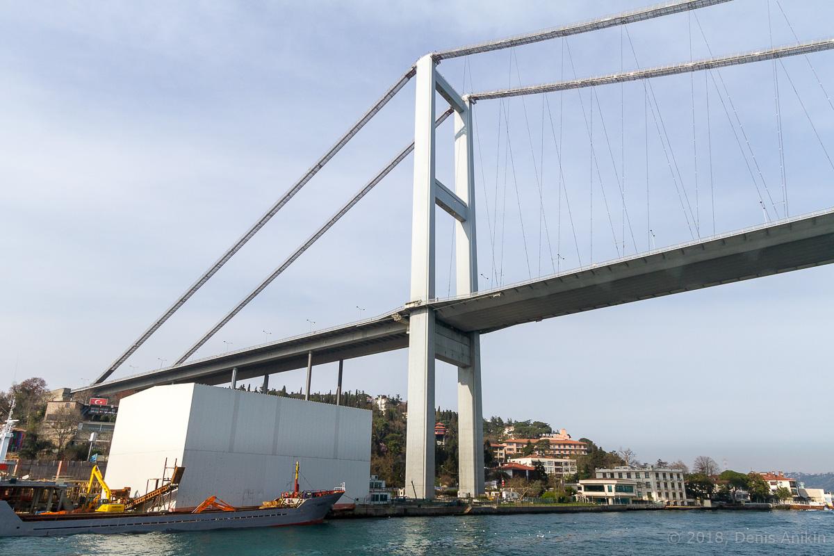 Босфорский мост фото 12