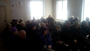 Собрание домкомов и председателей уличных комитетов