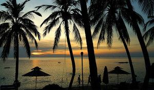 Закаты острова Фу Куок
