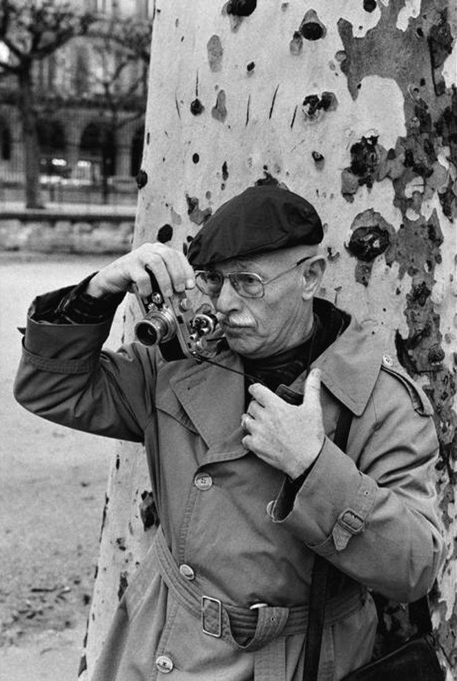 1979. Вили Рони. Париж