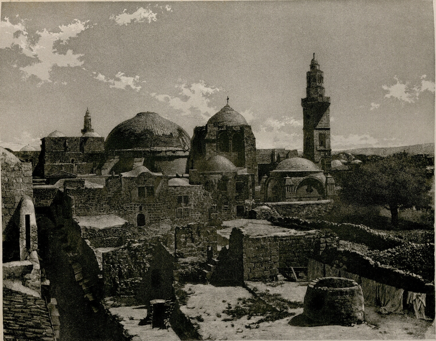 24. Иерусалим. Храм Гроба Господня