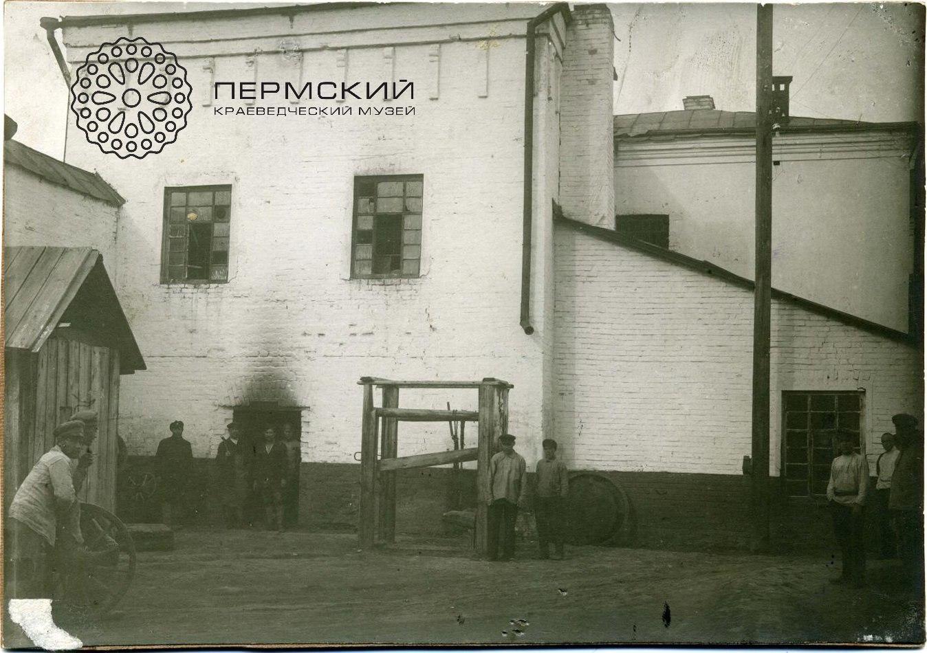 Губернская тюрьма