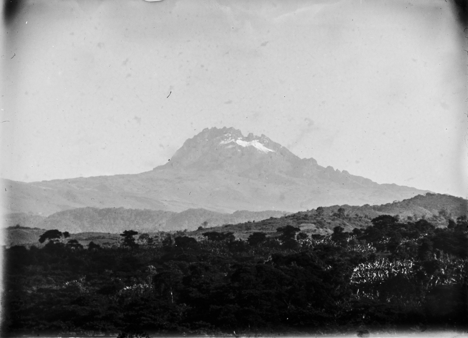 101. Вид на Мавензи с юго-запада