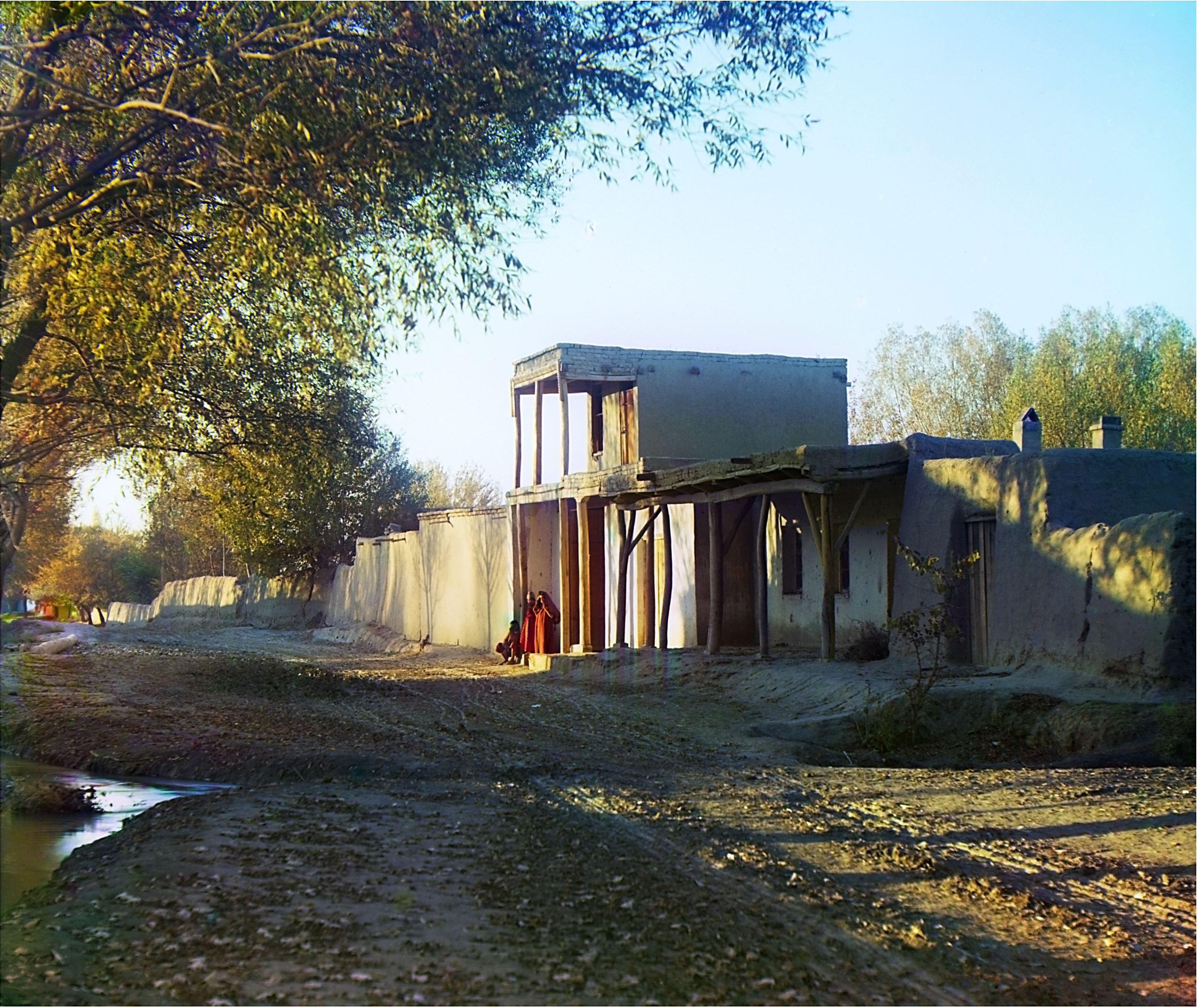 Сартский дом
