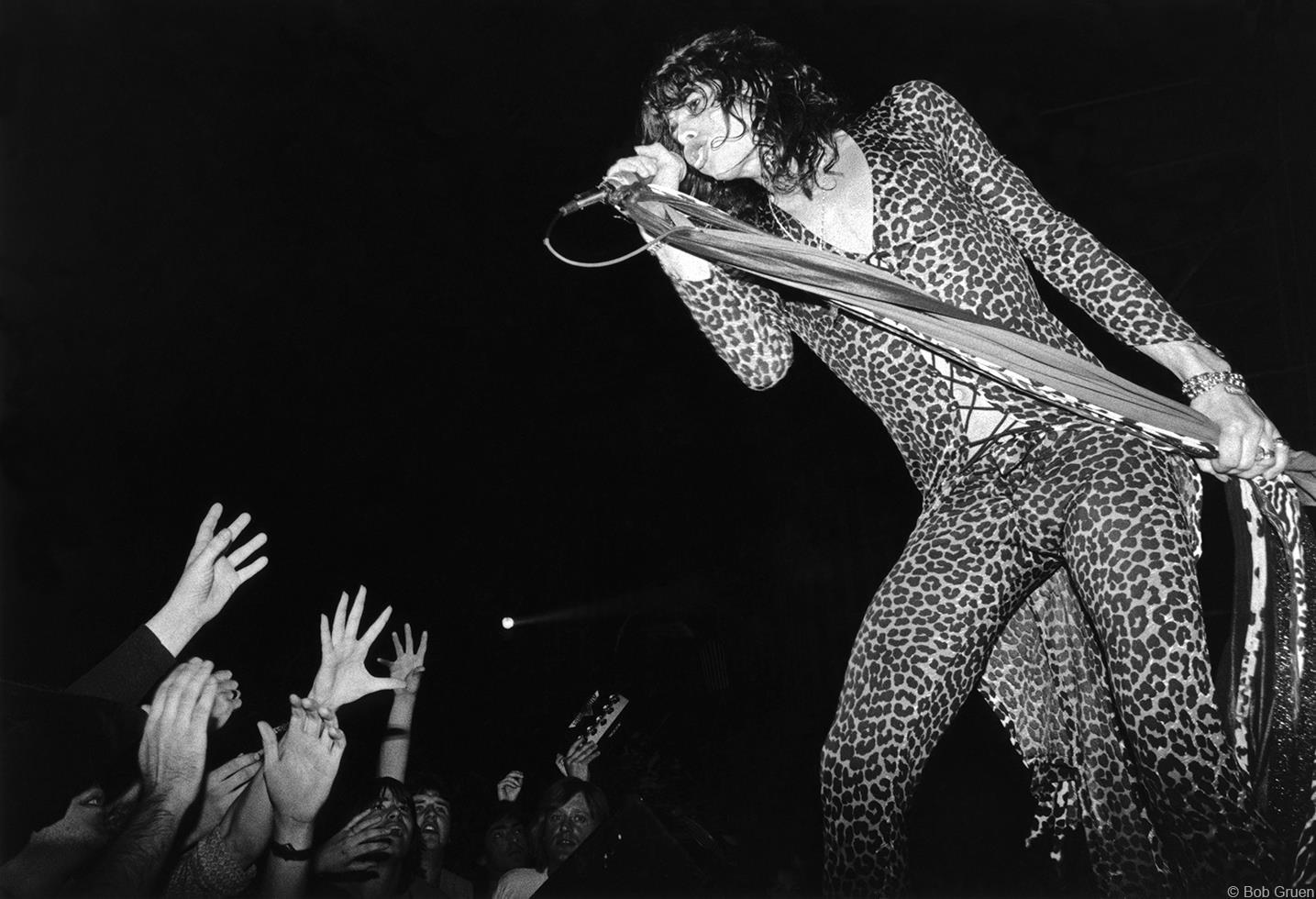 1976. Стивен Тайлер, Лондон