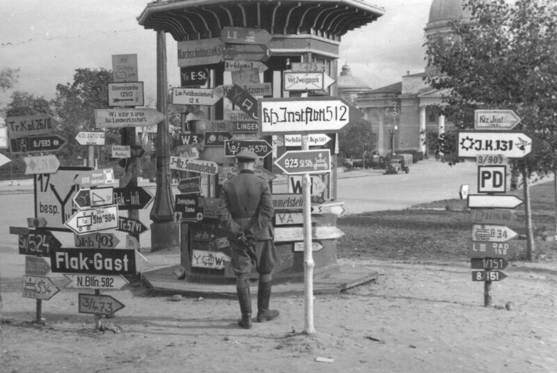 «Красная звезда», 27 февраля 1943 года, немецкий офицер, оккупация Курска