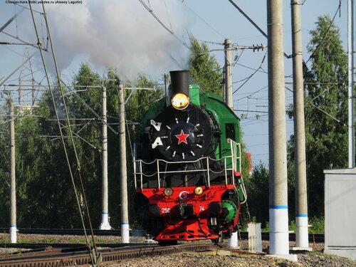 паровоз Су-250-74 _240