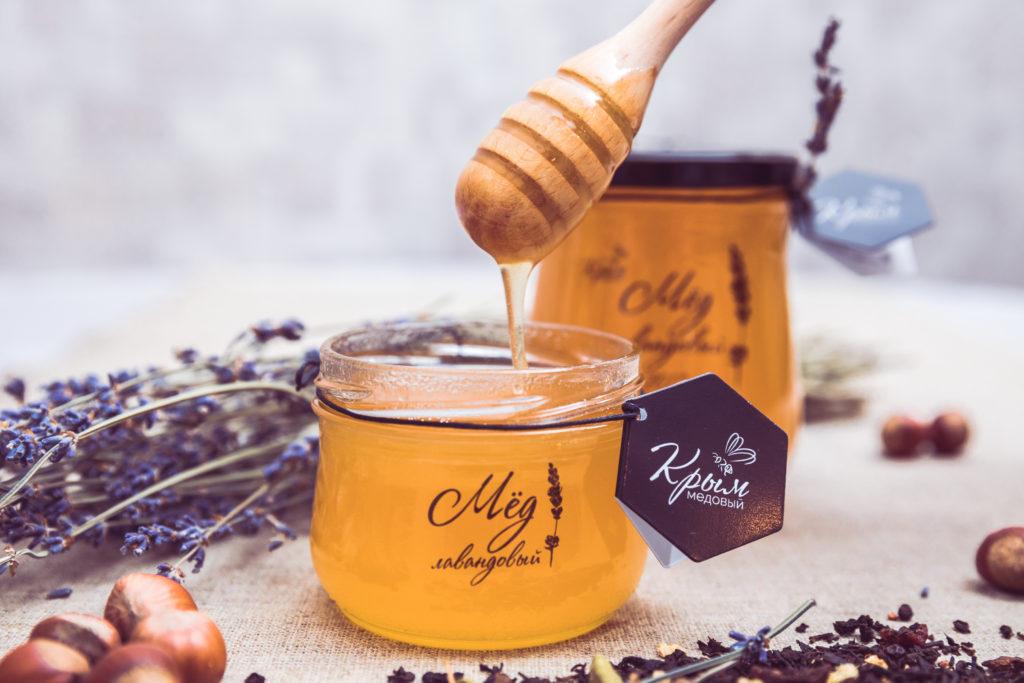 купить крымский мёд в Москве