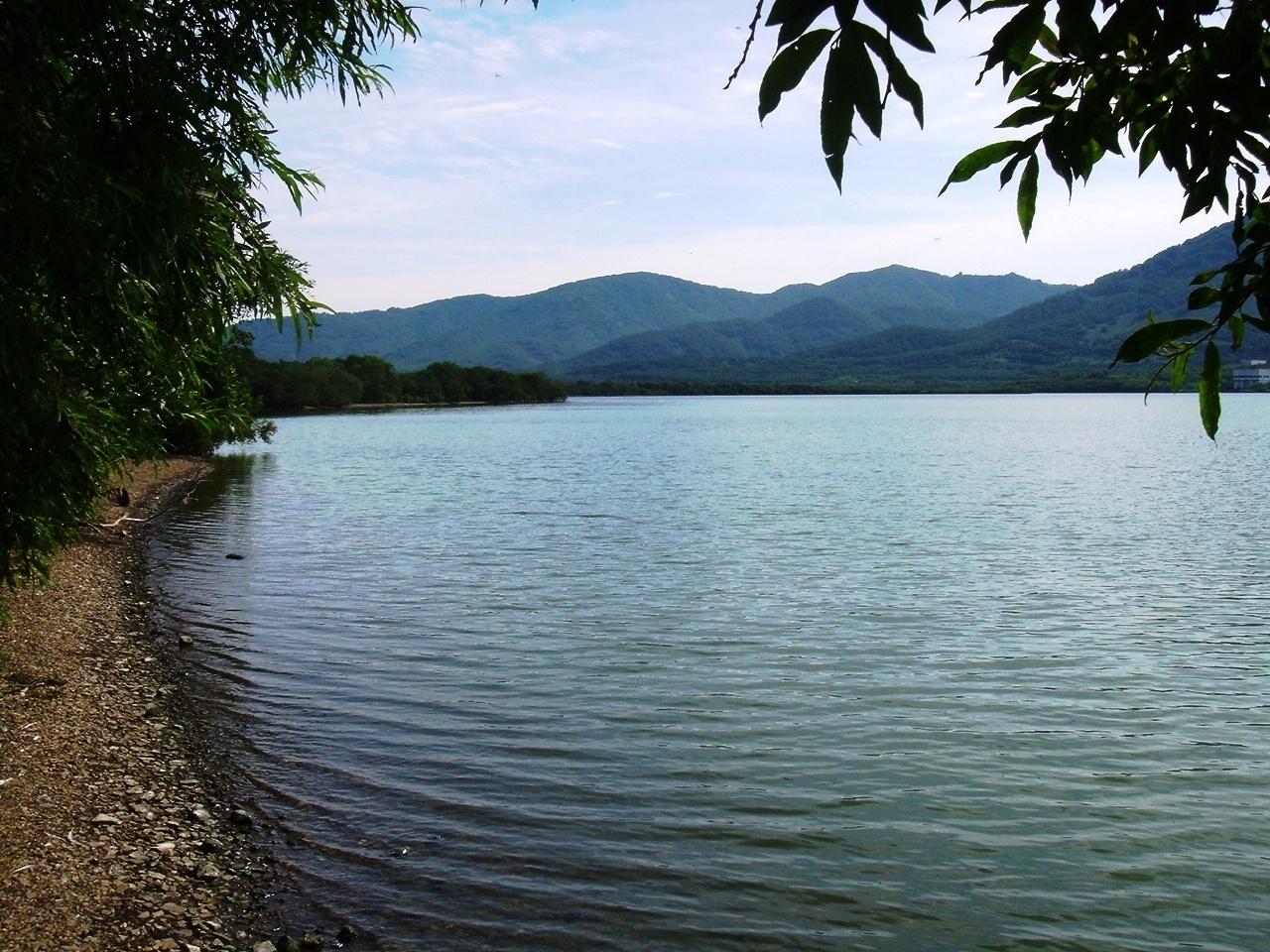 Озеро Халатырское.