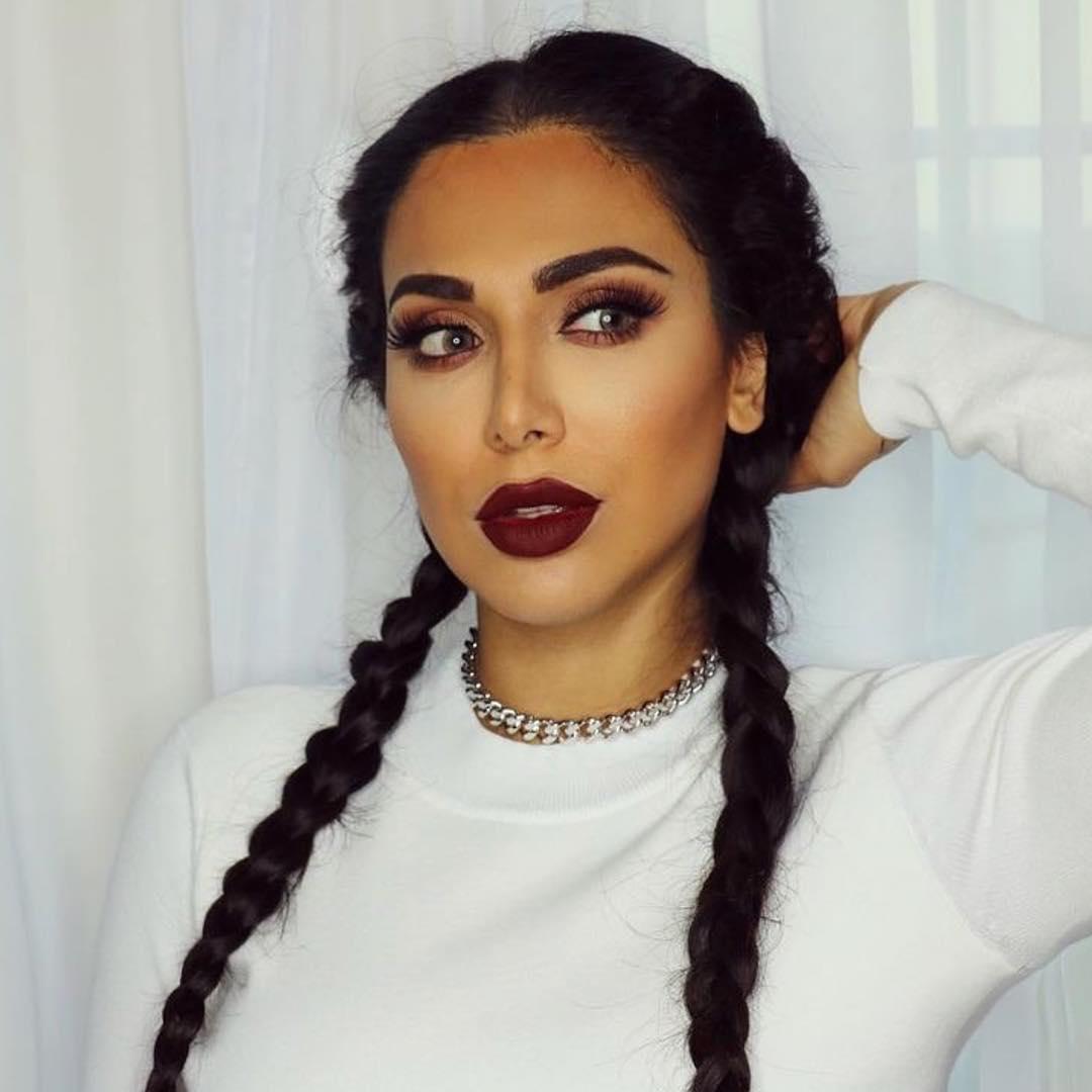 Двойник Ким Кардашьян тратит на косметику $4 тысячи в месяц