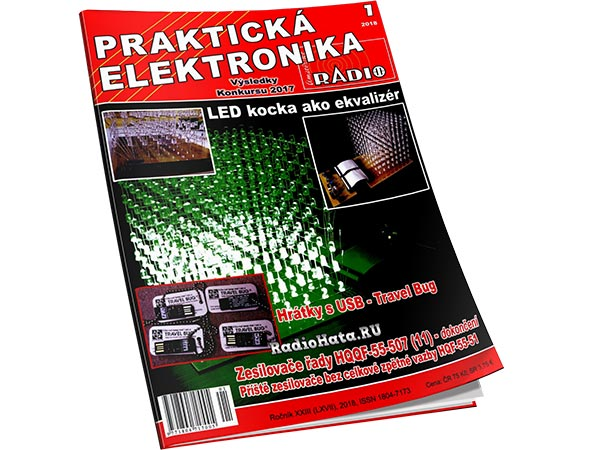A Radio. Prakticka Elektronika №1 2018