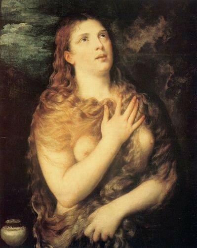 Подборка живописи «Мария Магдалина»