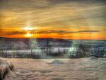 Рассвет в Янгантау
