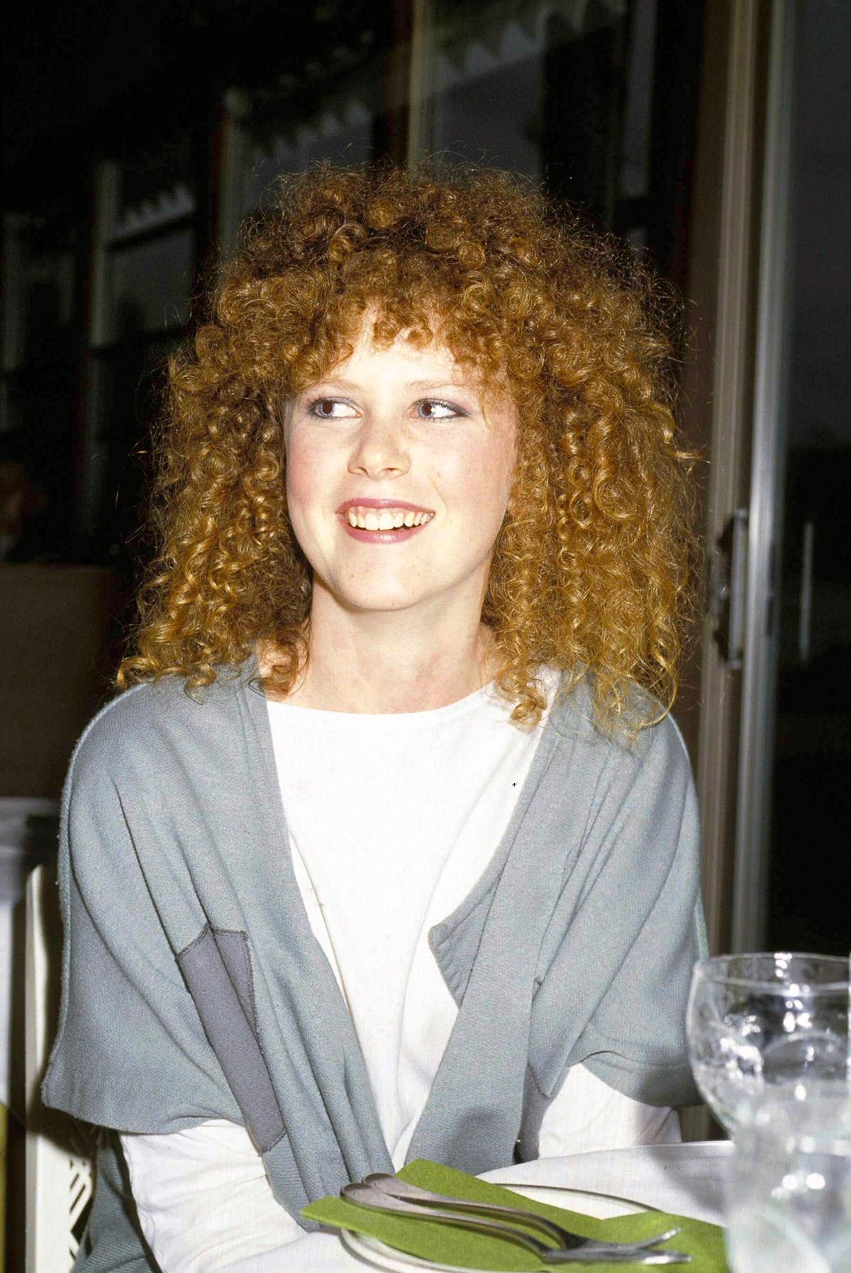Николь Кидман в декабре 1983-го