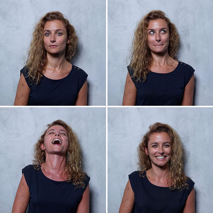 Женщины, которые приняли участие в фотопроекте, имеют разное происхождение и национальность, охватыв