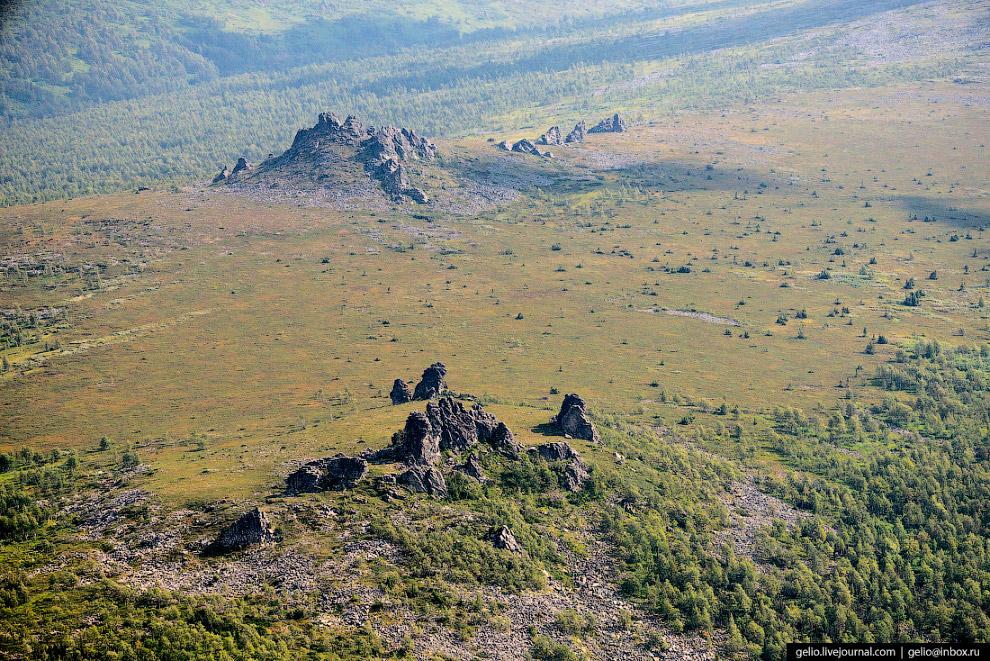 31.  Перевал Дятлова . Уральский перевал расположен на крайнем северо-западе Свердлов